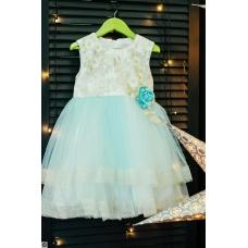 """Платье """"Мальвинка"""", от 1 года до 6 лет"""