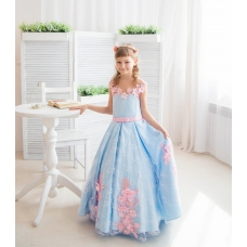 Платье бальное Маленькая Фея