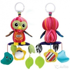 Подвесная игрушка Lamaze Сова Оливия