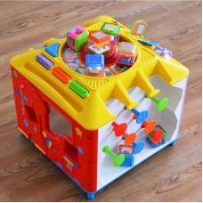 Музыкальный куб Fisfer Price Инкридиблок